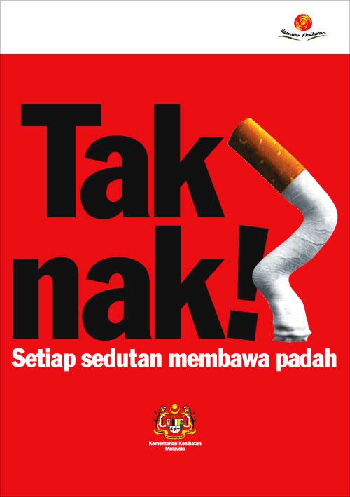 Warta Zon Larangan Merokok di Tujuh Kawasan Johor