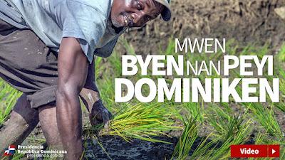 Mwen byen nan peyi dominiken