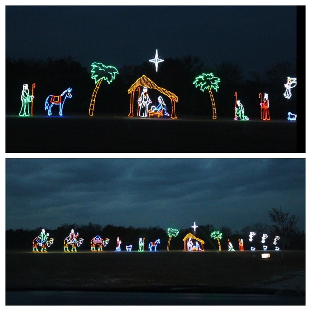 Christmas Tradition: Enjoying Christmas Lights