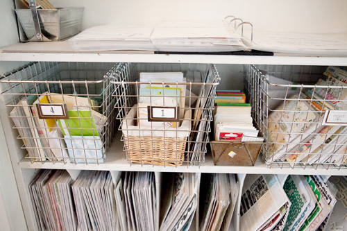 Project+Life+Organization Marcy Penners Organised Craft Room