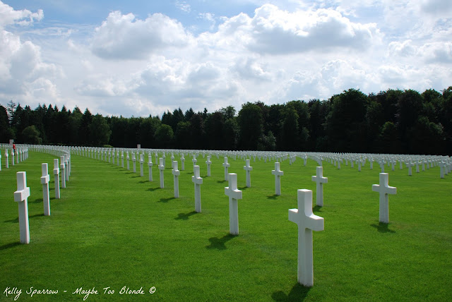 Luxembourg American Military Cemetery