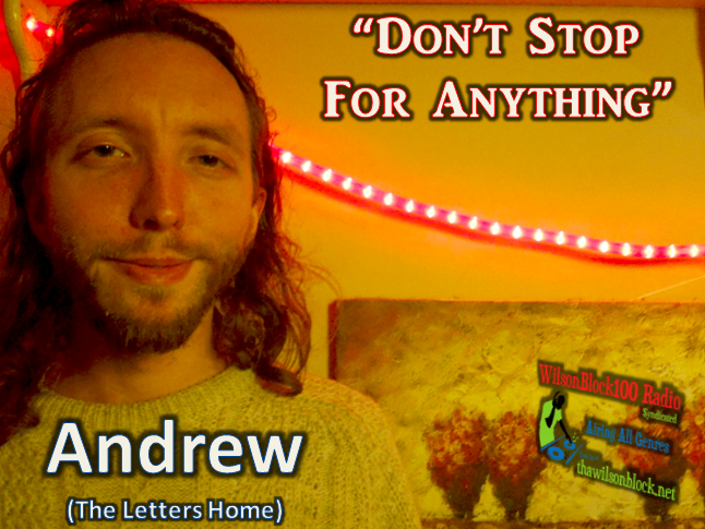 Andrew (The Letters Home) Interview
