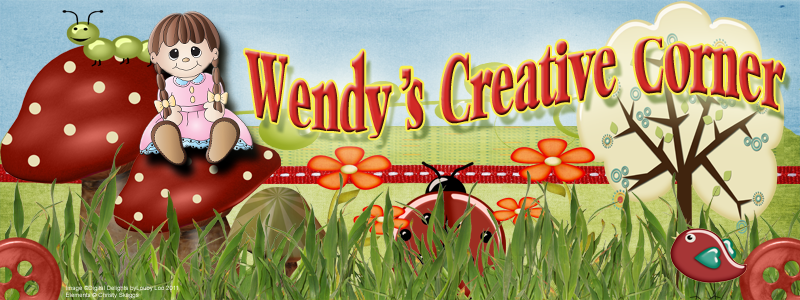 Wendy&#39;s Creative Corner