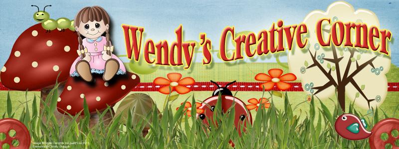 Wendy's Creative Corner