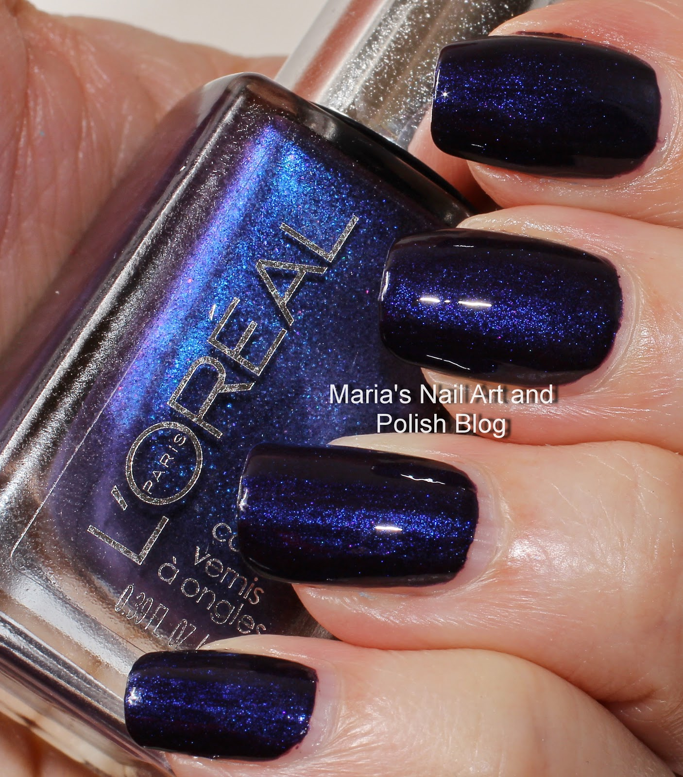 Marias Nail Art and Polish Blog: L\'Oreal The mystic\'s fortune swatches