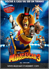 Capa Baixar Filme Madagascar 3 Dublado   Bluray   Dvdrip   3D   Torrent Baixaki Download