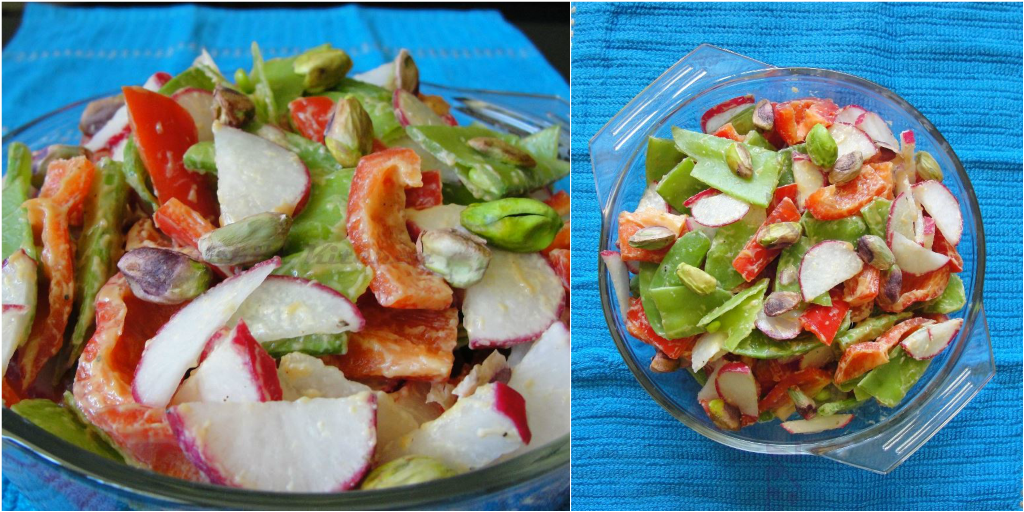 Radish And Peanut Salad Recipes — Dishmaps