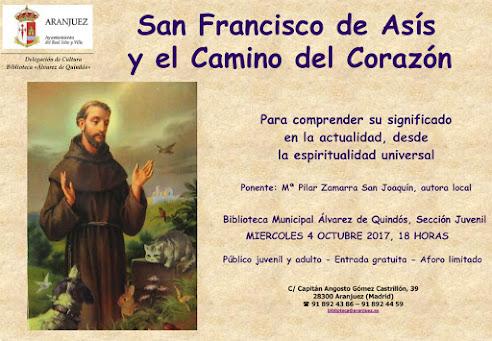 SAN FRANCISCO DE ASÍS Y EL CAMINO DEL CORAZÓN