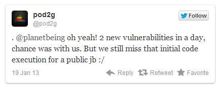 Pod2g's Tweets on Twitter