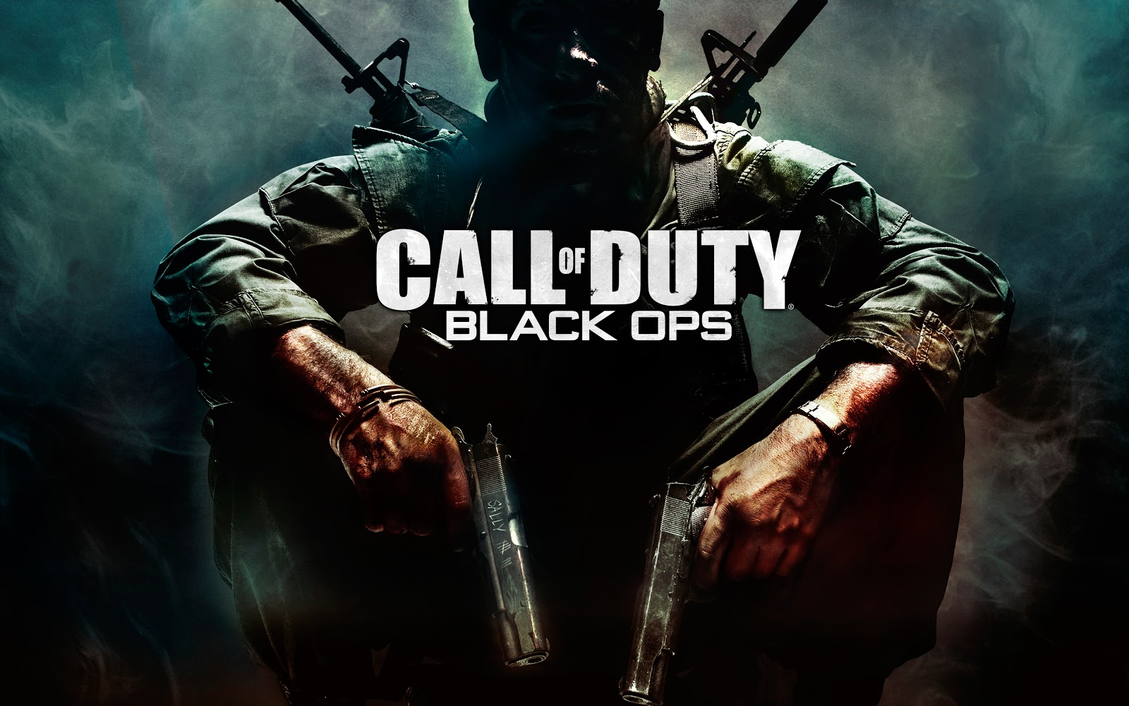 Call Of Duty Black Ops Game Wallpaper