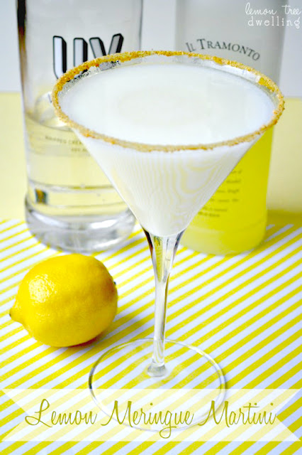 Lemon+Meringue+Martini+4 10 Summer Beverage Ideas To Try