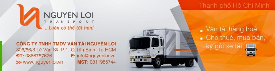 Địa chỉ cho thuê xe tải