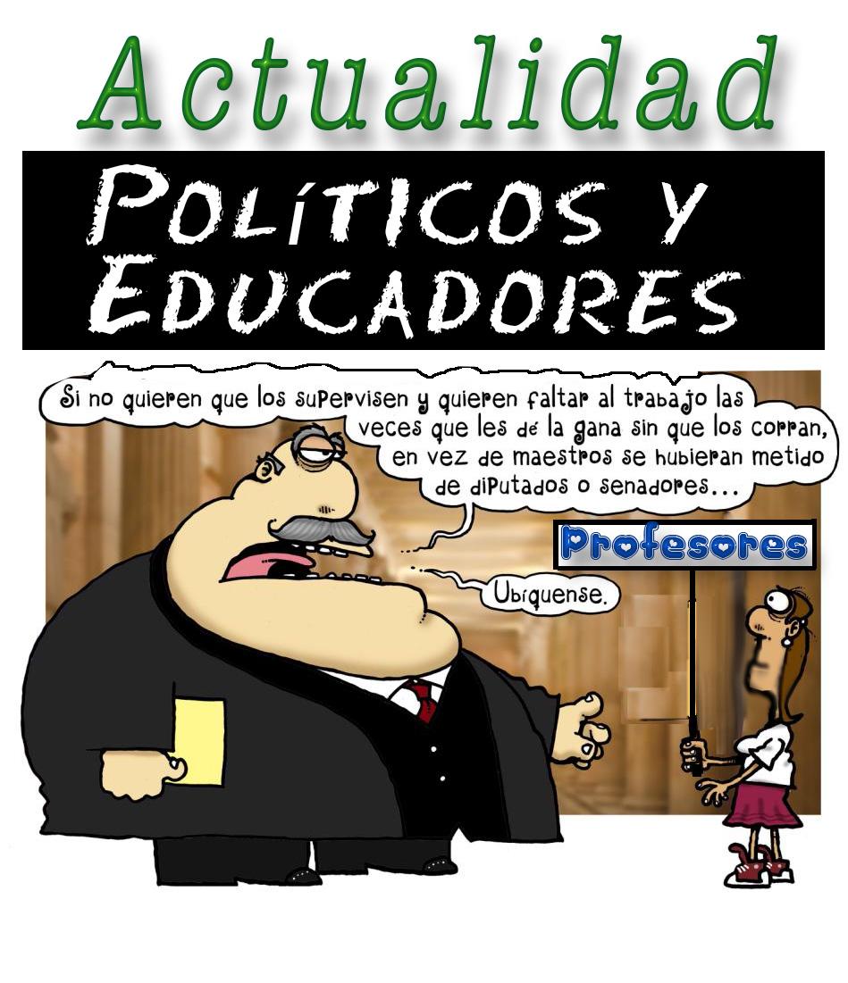 educacion politica: