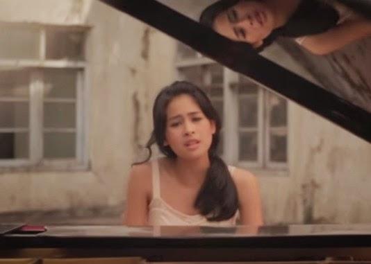 Cord/Kord Gitar Lagu Maudy Ayunda-cinta Datang Terlambat