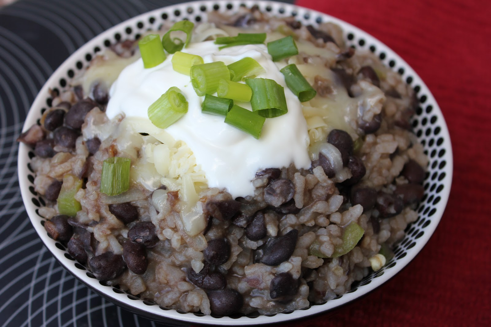 cuban black beans rice 2 c cooked white or brown rice 2 cans black ...
