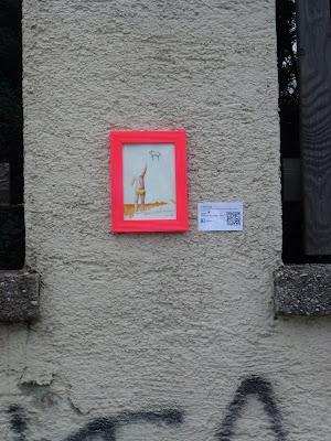 Streetart, Urbanart, peintre x