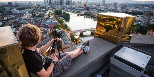 ¿Qué es el Skywalking? Las fotos más impresionantes de la locura rusa 0001256697