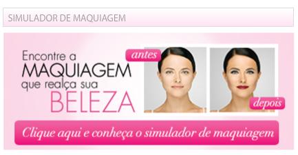 Simulador de Maquiagem AVON