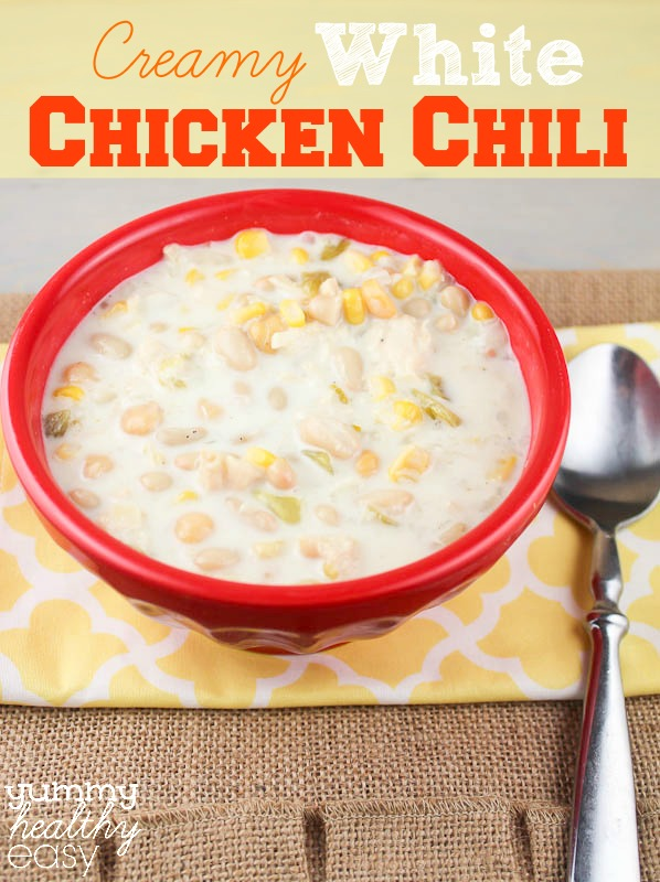 recipe: 4 ingredient white chicken chili [25]