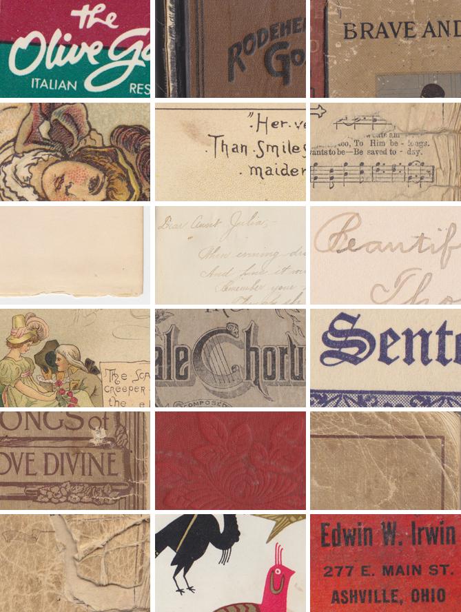 texturas libros vintage