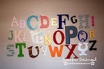 ABC Wall Decor