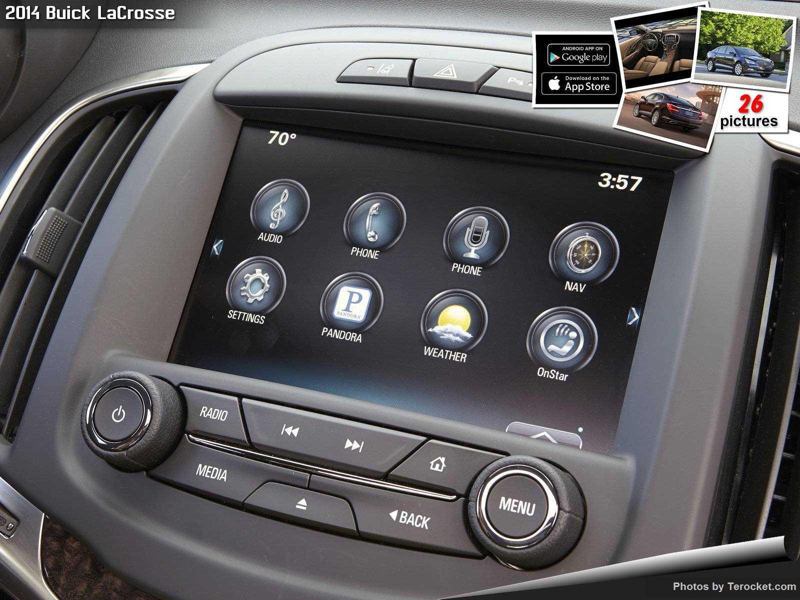 Hình ảnh xe ô tô Buick LaCrosse 2014 & nội ngoại thất