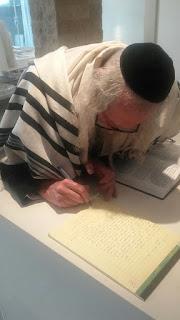 הרב ברלנד כותב להצלת עם ישראל