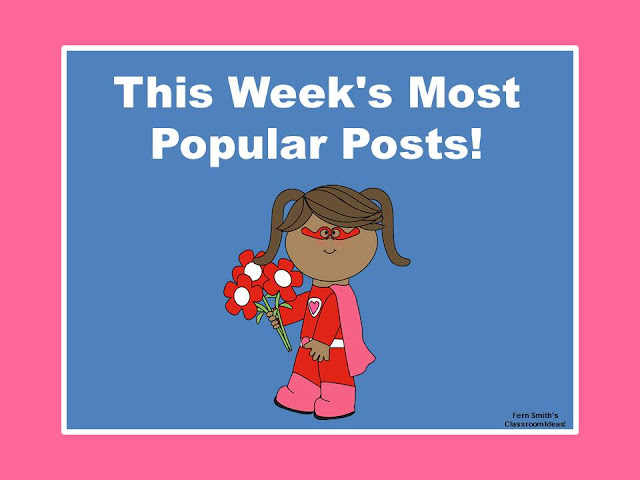 Fern Smith's February 10: This Week's Most Popular Posts!
