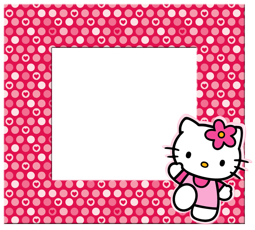 Hello Kitty: Borders, Images and Backgrounds. | Is it for ...