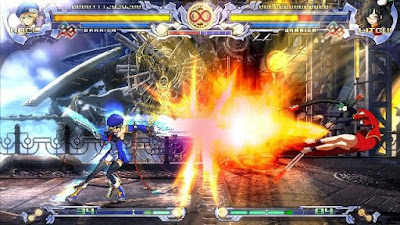 BlazBlue Calamity Trigger PC Games windows