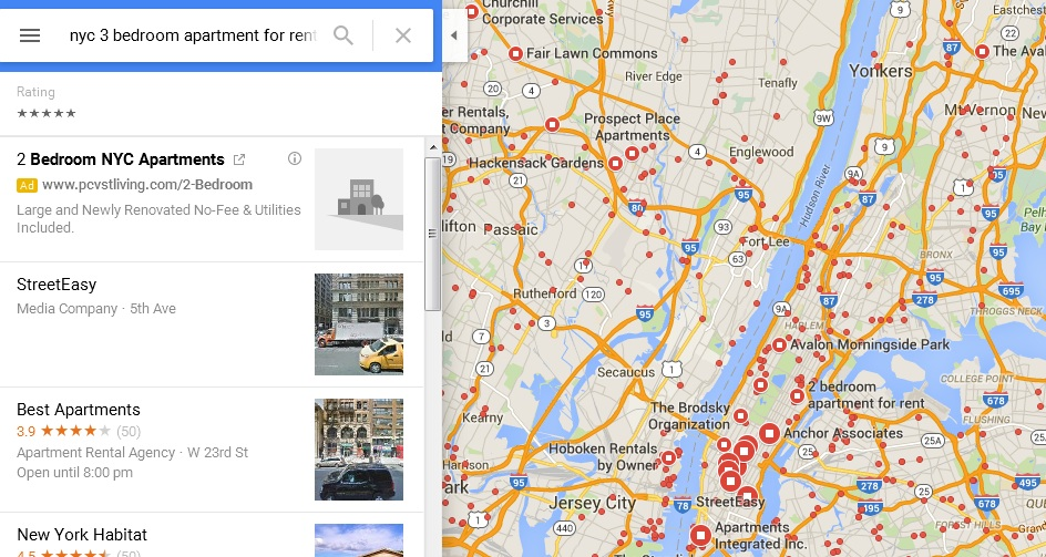 How Google Maps New Layout Effects Real Estate Listings | HULIQ