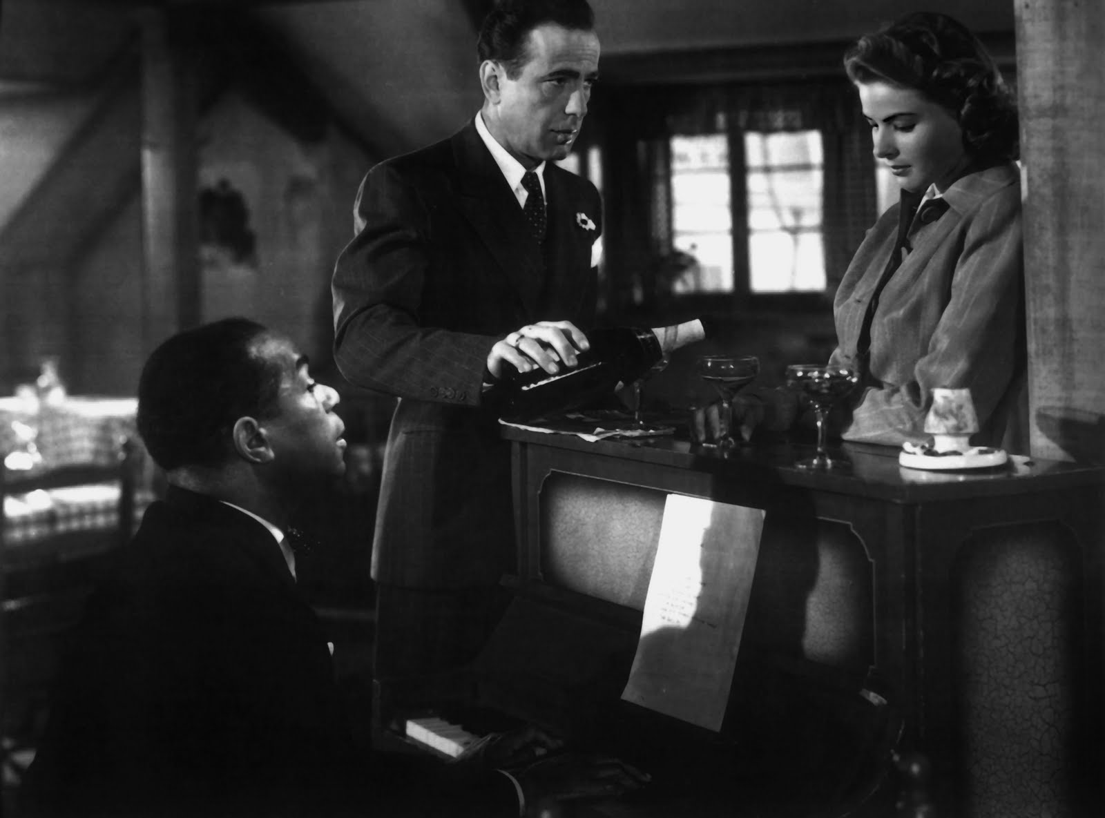 an analysis of casablanca a film by michael curtiz Find trailers, reviews, synopsis, awards and cast information for casablanca (1942) - michael curtiz on allmovie - one of the most beloved american films, this.