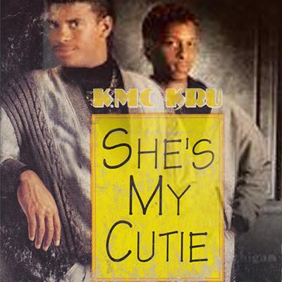 K.M.C. Kru – She's My Cutie (CDS) (1991) (320 kbps)