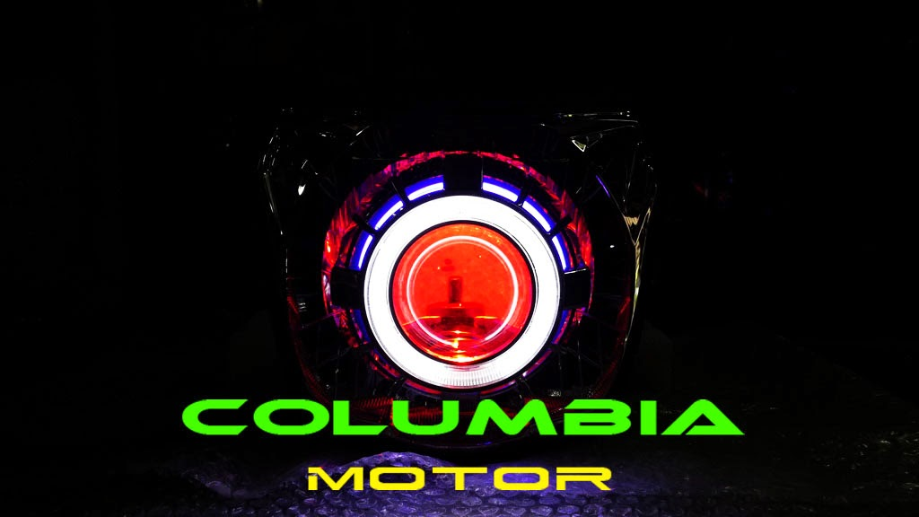 COLUMBIA MOTOR Retrofit Yamaha New Vixion Lightning
