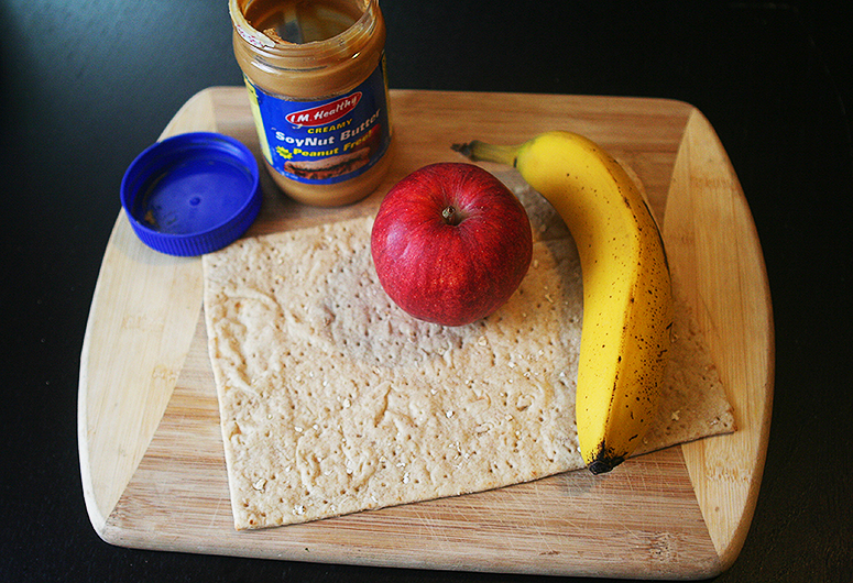 Soynut Butter Roll Up | Hard Parade