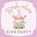 Krakerbox Kids Party Goddess!