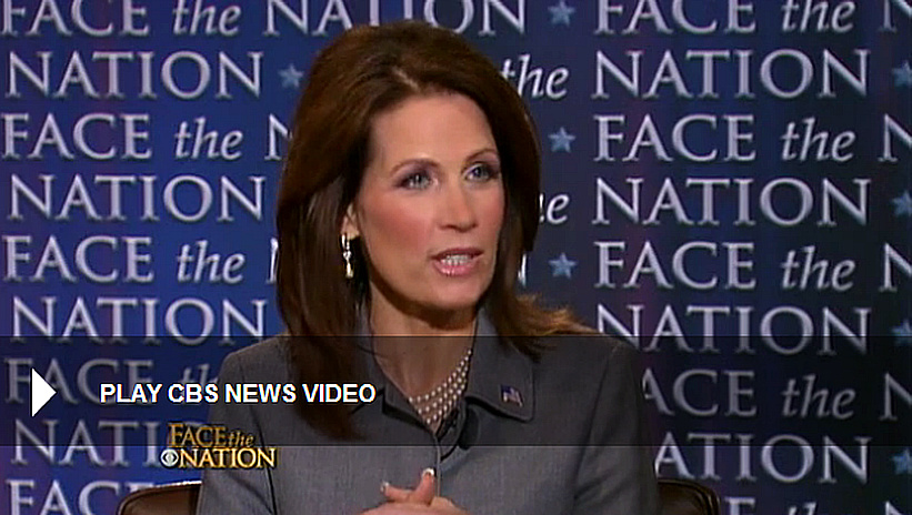 Michele Bachmann Face the Nation 06/26/11