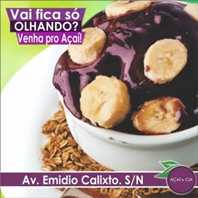 Ponto do Açaí em Acopiara