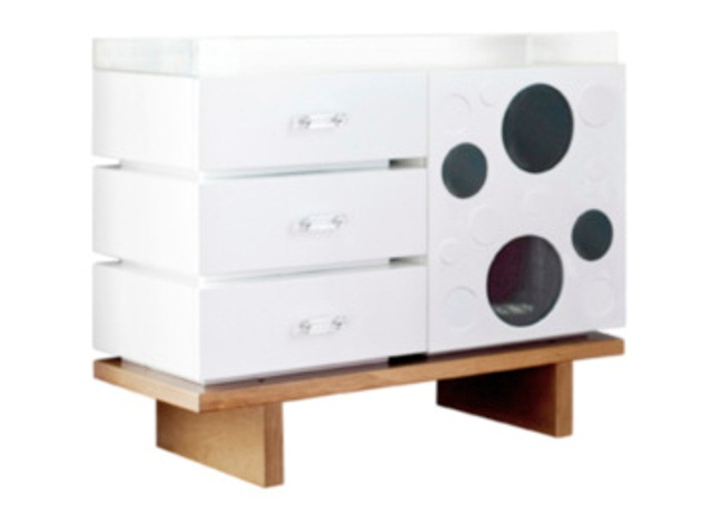 Modern Baby Dressers For Todayu0027s Hip Moms