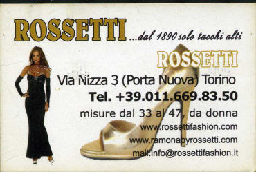 Rossetti Fashion
