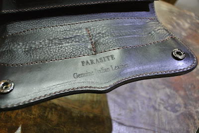 leather works by THE PARASITE
