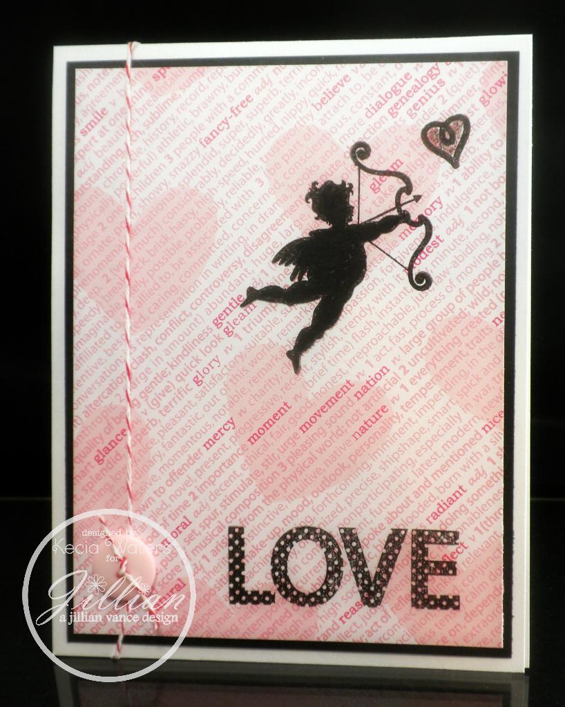 AJVD, Kecia Waters, Valentine