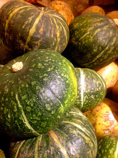 kabocha squash: Simple Living &amp; Eating