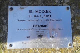 El Moixer (Sostre comarcal de l'Alt Empordà)
