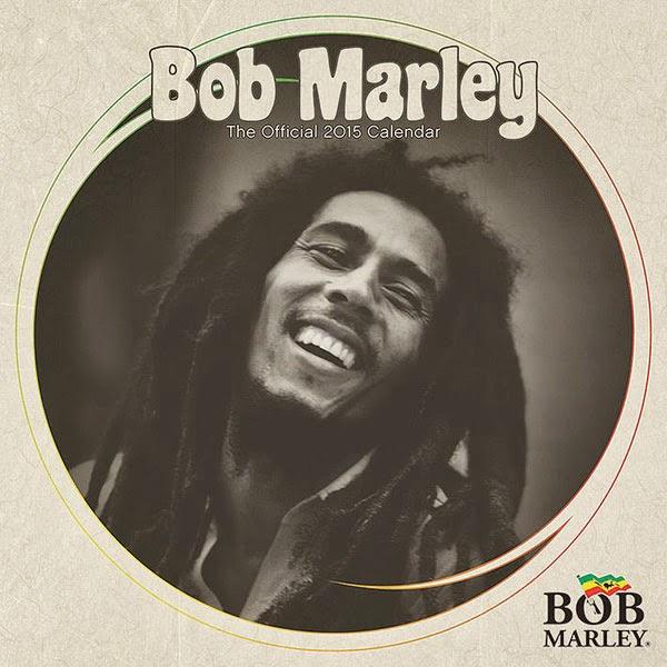 Calendario Bob Marley 2015