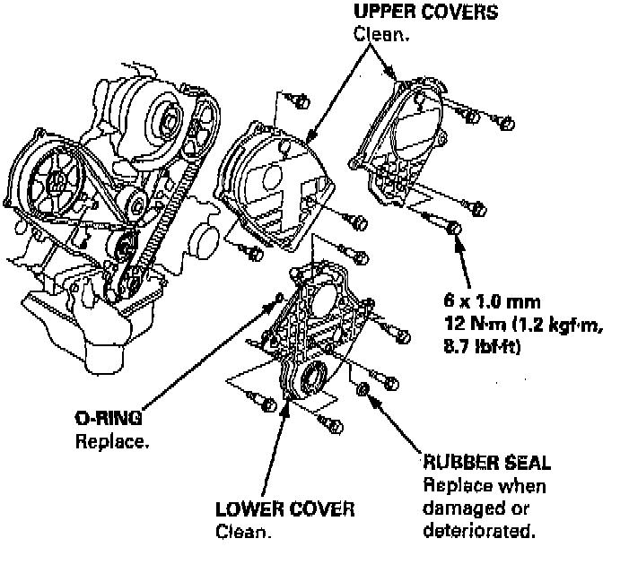 1997 isuzu rodeo belts diagram html
