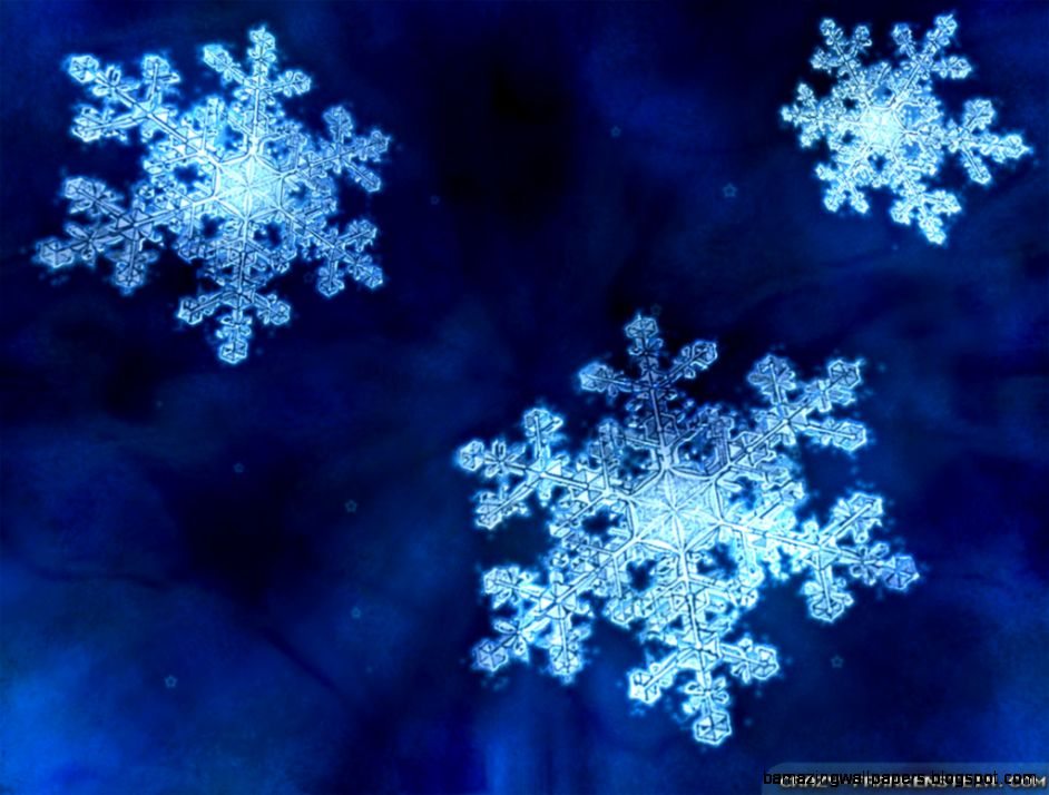 Winter Snowflakes wallpapers   Crazy Frankenstein
