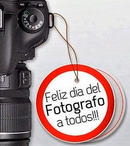 Feliç dia del fotògraf !