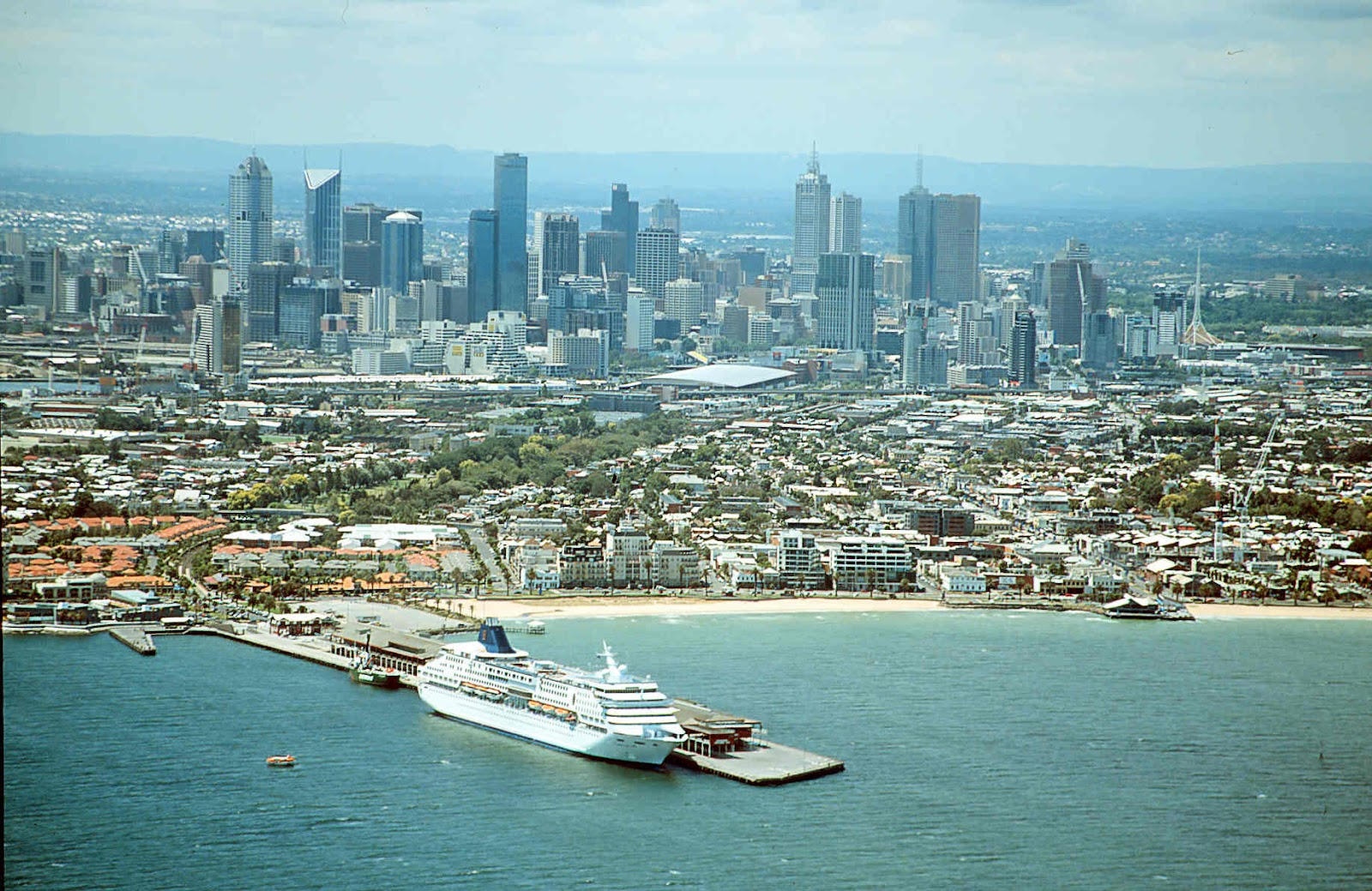Melbourne australia travel guide and travel info for Best vacation destinations in the south