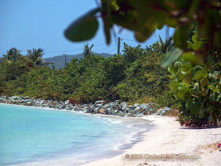 Beach - St. Thomas